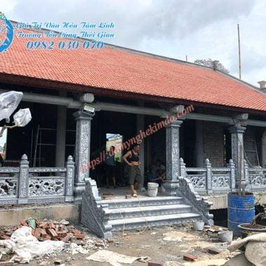 công trình nhà thờ họ Trần tại Hưng yên